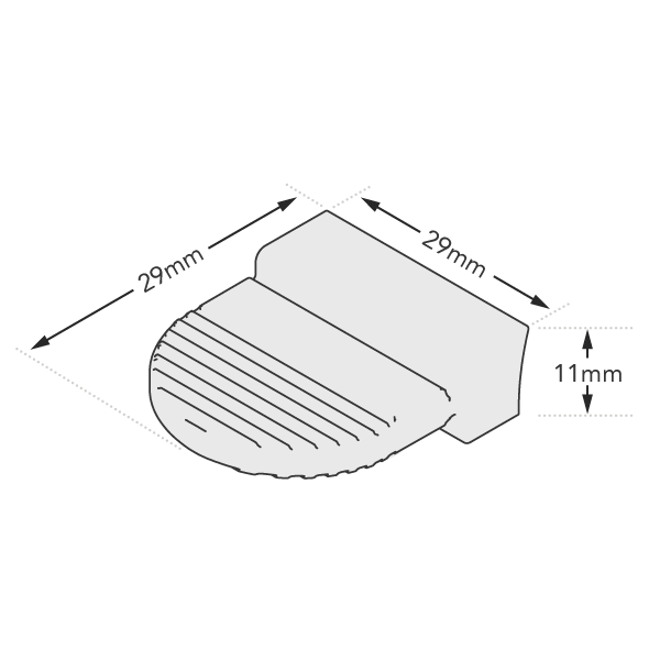 Pleated blind tension control