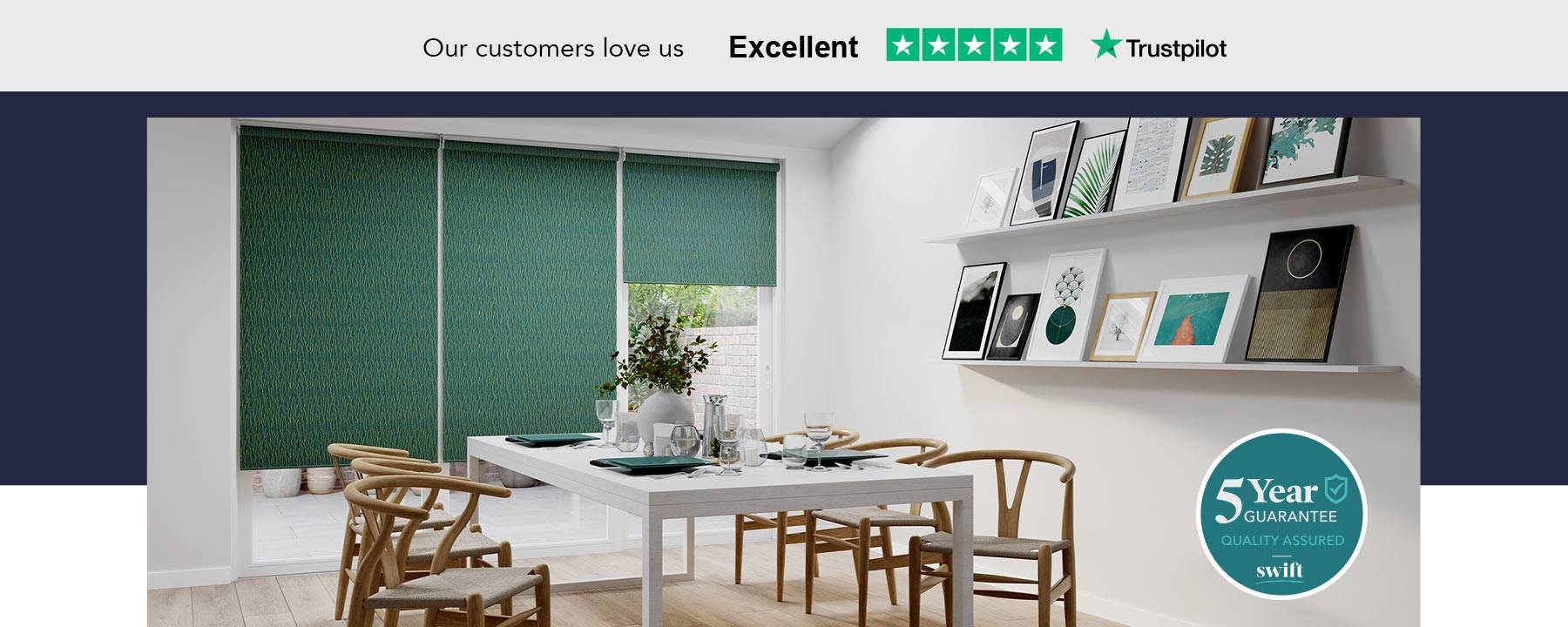 Swift Direct Blinds Our Customers Love Us
